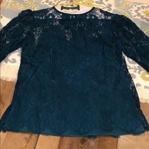 Stunning Milly Lace Blouse